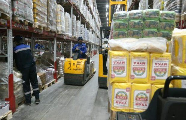 Введение пропусков в Москве не осложнило поставки в продуктовые магазины