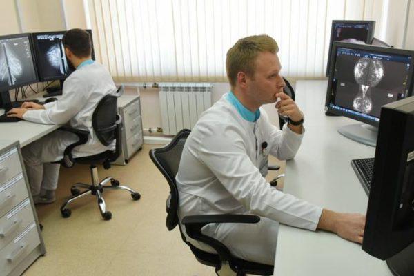 Построенная по поручению Собянина за месяц больница начала принимать пациентов