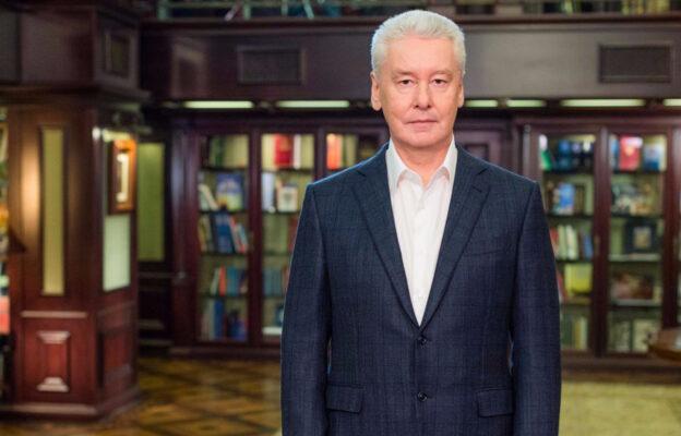 Собянин: к работе вернулись свыше 90% предприятий Москвы