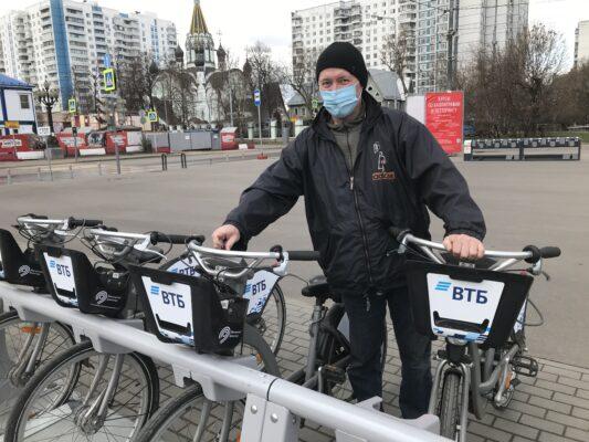 Городской велопрокат 1 июня заработает в полном объеме