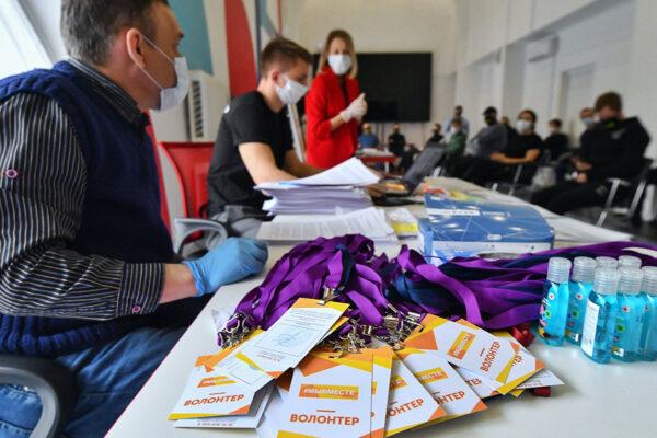 Жителям рассказали о деятельности волонтерских организаций