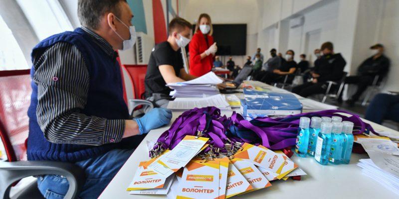 Москвичи с иммунитетом к COVID-19 станут социальными волонтерами