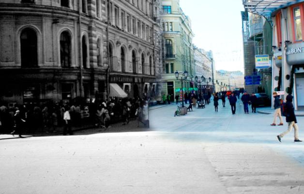 Жители смогут узнать историю названия улиц столицы