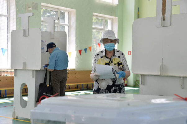 Голосование в Москве проходит в атмосфере максимальной открытости
