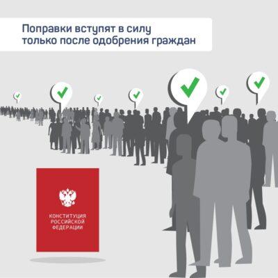 Поправки в Конституцию: москвичам рассказали об их важных аспектах