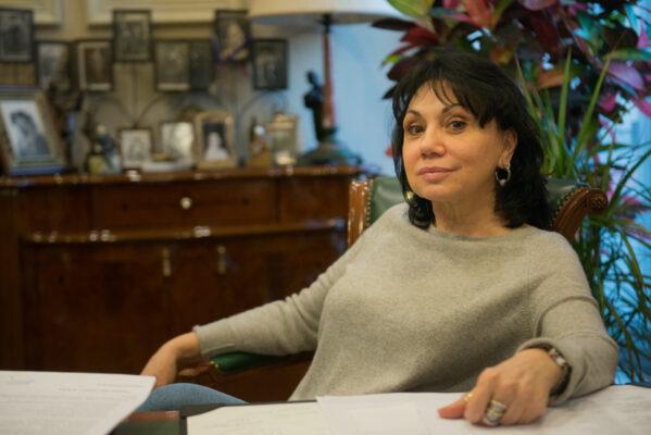Художественный руководитель Театриума на Серпуховке Тереза Дурова проголосовала по поправкам в Конституцию