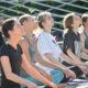 Игорь Бускин: В парках Москвы возобновились бесплатные занятия йогой