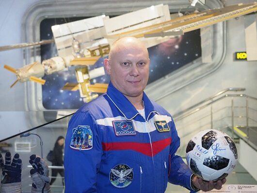 Депутат МГД Олег Артемьев: Голосование из космоса показало отсутствие преград для участия в жизни страны