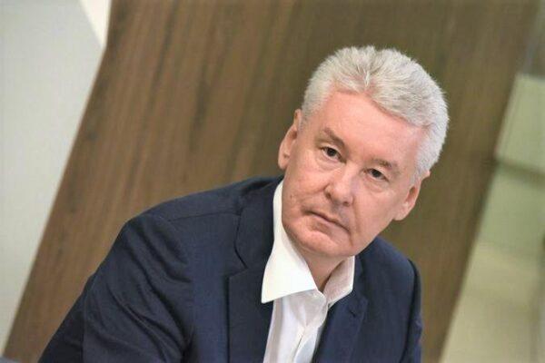 Собянин: Голосование консолидировало общество вокруг Владимира Путина