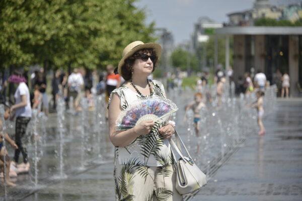 Горожанам рассказали о знаковых фонтанах Москвы