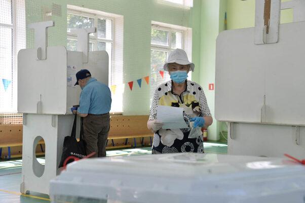 МГИК: В Москве начался итоговый день голосования по поправкам к Конституции