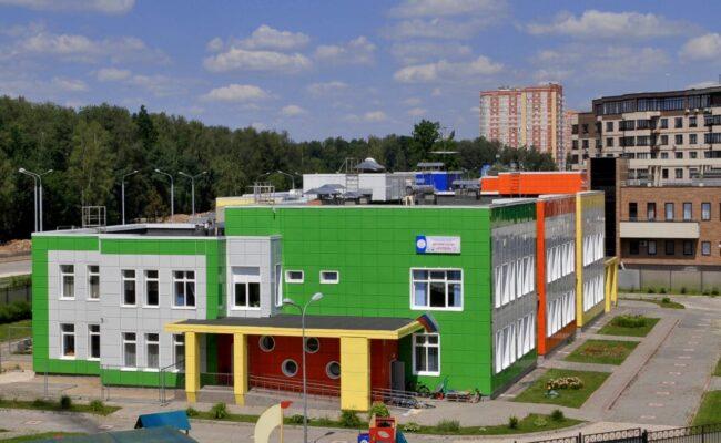 Детский сад открыт