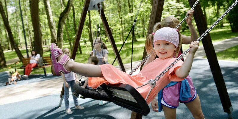 Парк для спорта и отдыха