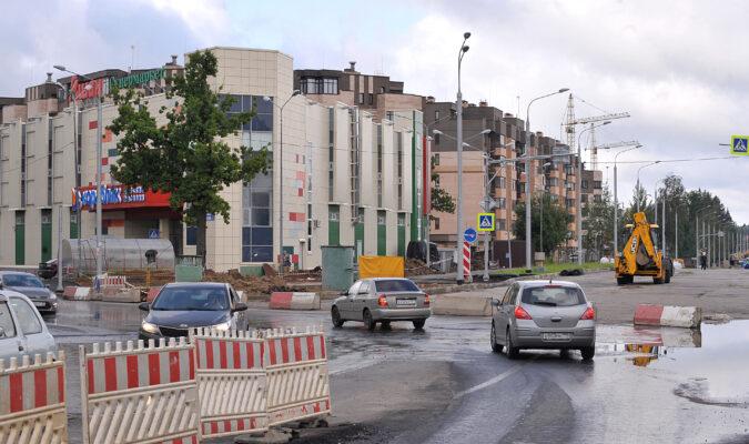 Светофор  на Черенкова