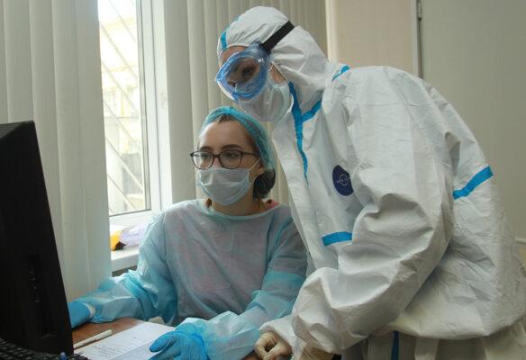 Темп прироста новых случаев коронавируса в Москве постоянно снижается