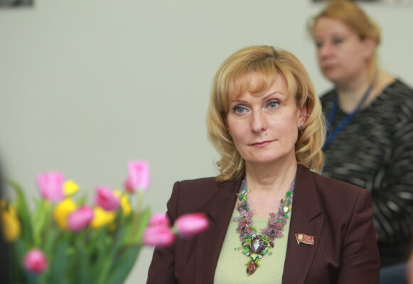 Инна Святенко: СФ уделяет особое внимание проектам по улучшению качества и продолжительности жизни