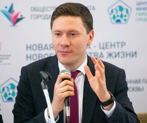 Депутат МГД Александр Козлов: Онлайн-голосование позволяет привлечь большее число избирателей