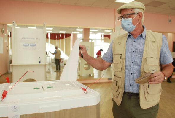 Мосгоризбирком разделил ключ шифрования для онлайн-голосования