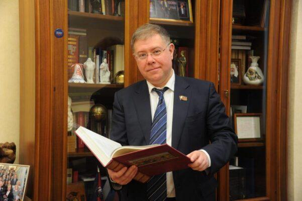 Депутат МГД Степан Орлов: «Новатор Москвы» способствует воплощению полезных инициатив