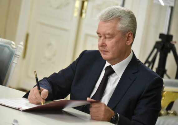 Собянин утвердил проект подземного перехода через пути МЦД-2 в Щербинке