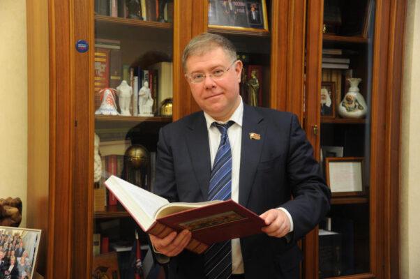 Депутат МГД Орлов: В МАДИ широко применяется онлайн-процедура личного приема заявителей