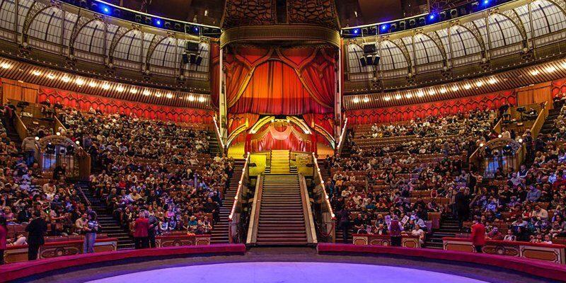 Цирк на Цветном оштрафуют за нарушение мер профилактики COVID-19
