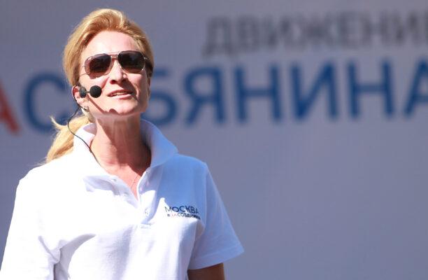 Депутат Мосгордумы Киселева посоветовала москвичам заниматься спортом на онлайн-тренировках