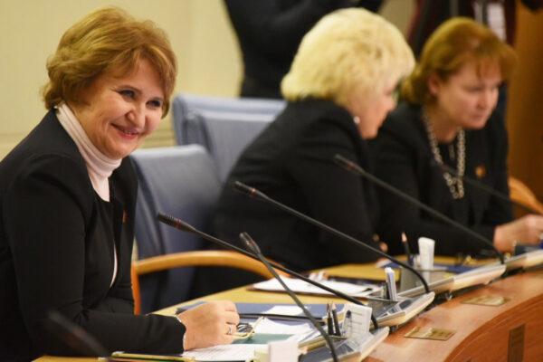 Людмила Гусева отметила своевременность приостановки имущественно-земельных проверок в Москве