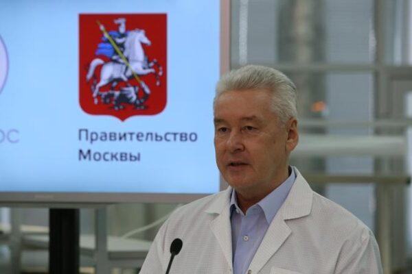 Собянин рассказал, как в Москве борются с коронавирусом