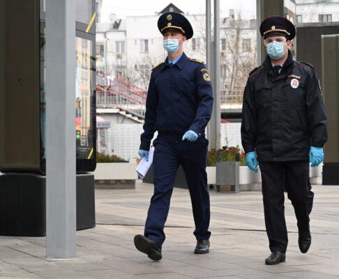 ГУМу грозит крупный штраф за нарушение антикоронавирусных мер