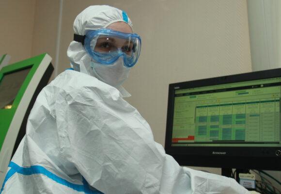 В Москве открыли уникальный сервис по определению тяжести пневмонии на основе цифровых технологий