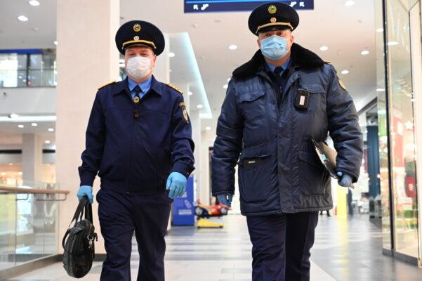 ТЦ «Охотный ряд» грозит миллионный штраф за повторное нарушение антикоронавирусных мер