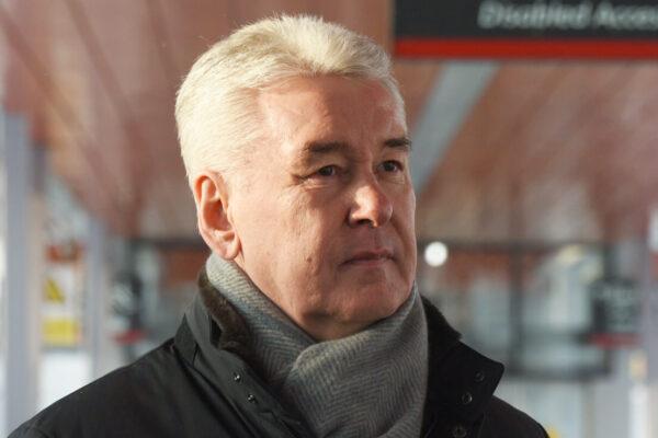 Мэр Москвы выступил с ежегодным отчетом перед депутатами МГД