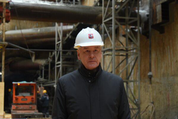 Собянин рассказал какие станцию наземного метро будут построены в Москве