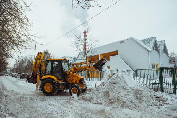 О зиме и городе
