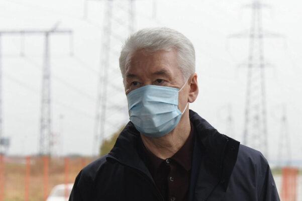 Собянин рассказал о строительстве II очереди больницы в Коммунарке