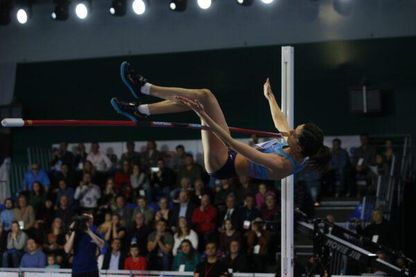 Всероссийский фестиваль прыжков с шестом