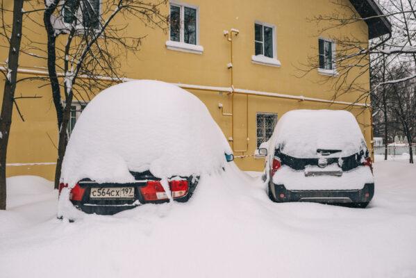 Снежный коллапс