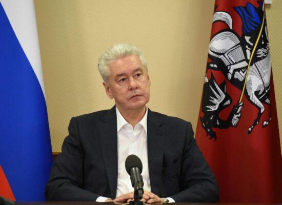 Москва вошла в топ-3 рейтинга инноваций по борьбе с Covid-19 – Собянин