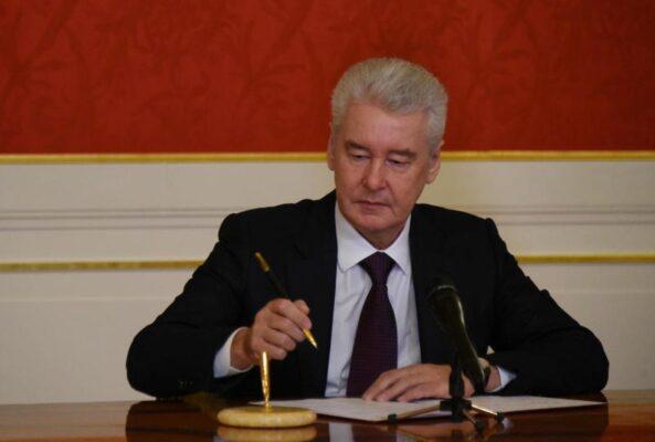 Собянин рассказал о технологиях и инфраструктуре для борьбы с Covid-19 в Москве