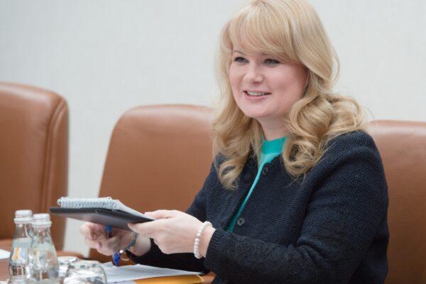 Наталья Сергунина пригласила молодежь на форум «Карьера vs бизнес»