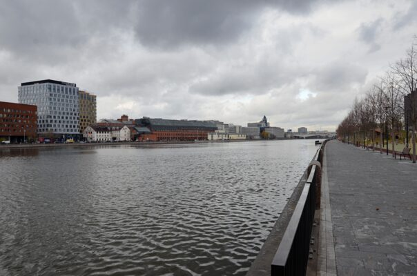 Контроль качества воды в Москве усилили во время весеннего паводка