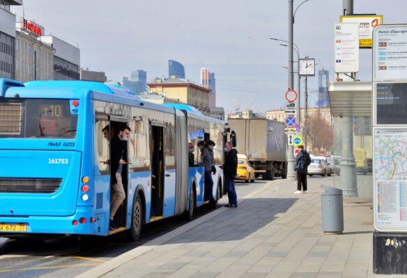 Москва готова протестировать общественный транспорт на водороде