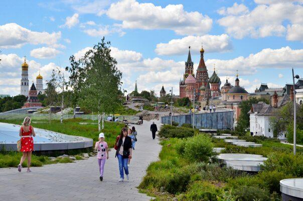 Москва заняла второе место в рейтинге мировых мегаполисов по эффективности борьбы с пандемией