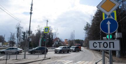 Дмитрий Саблин о въезде на 41-м километре