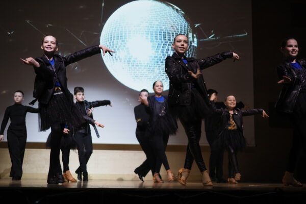 Троицк – танцующий город!