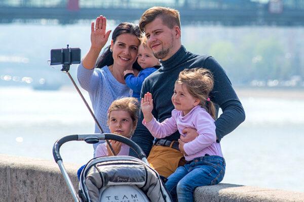 Жителям Москвы предложили принять участие в семейно-историческом проекте