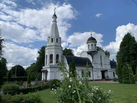 9 июля храмовый (престольный) праздник отметили в храме Тихвинской иконы Божией матери в Богородском.