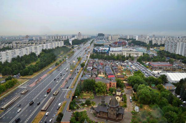 Площадку Created in Moscow представят власти столицы на Российской креативной неделе