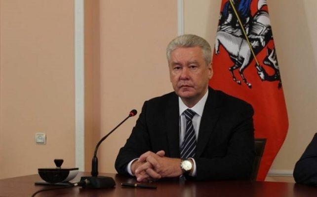 Собянин рассказал о механизме введения и отмены ограничительных мер из-за Covid-19